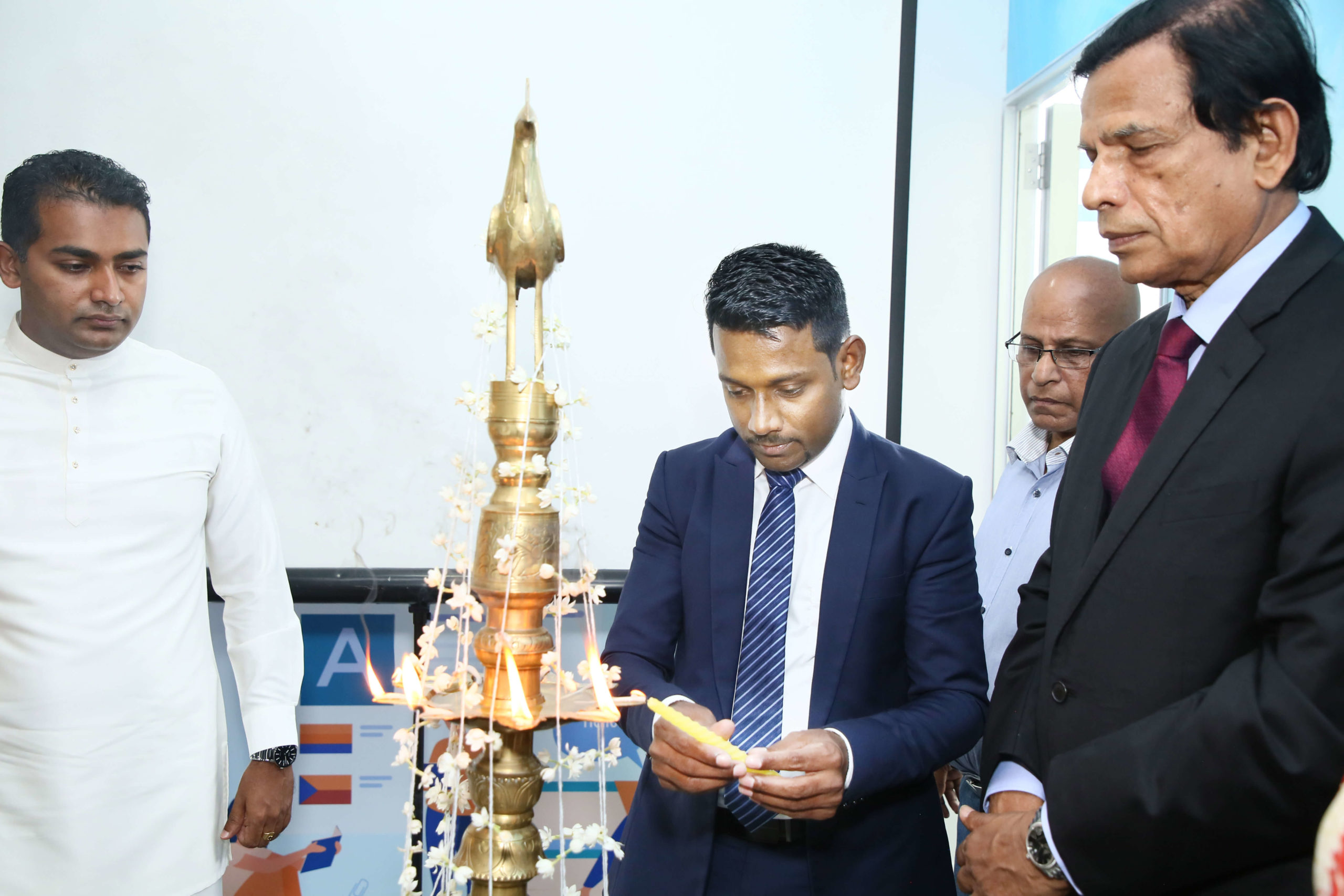 SDTI Nugegoda Campus Opening